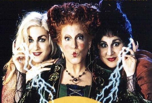 Hocus Pocus en ecran géant