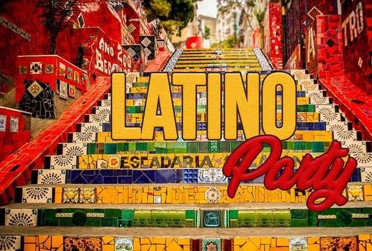 Latino & International House party // Bagnolet