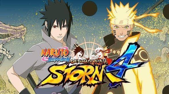 ☄ Session Naruto shippuden ultimate ninja storm 4 ☄